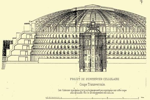 penitencier cellulaire