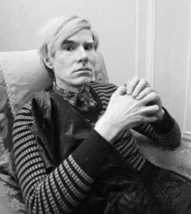 Andy Warhol, a portrait in the '60s