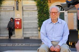 Robert Venturi in Rome in 2008