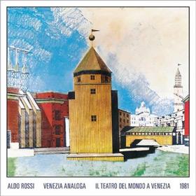 Matdaro architect designer since 2000 for Aldo rossi il teatro del mondo